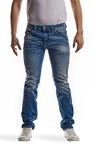 Diesel THAVAR 0850W L.32 01 jeans blu jeans