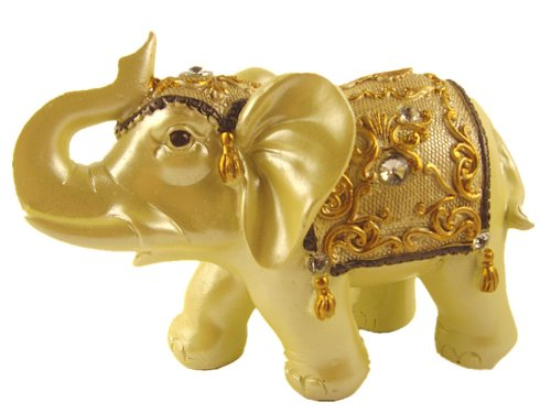 A Feng Shui Trunk up Lucky Elephant
