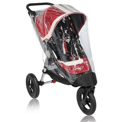 Baby Jogger Stroller Rain Canopy, Double front-827812