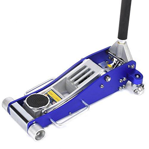 Pro Lift Jack Repair Parts : Neiko pro b premium low profile aluminum floor jack