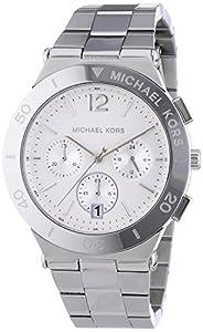 Reloj Michael Kors Wyatt Mk5932 Mujer Blanco