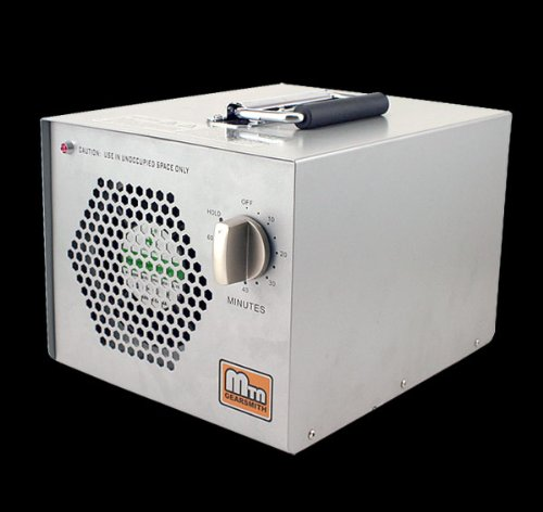 New MTN Gearsmith Commercial Ozone Generator Ionic Ionizer Air Purifier Freshener Cleaner image