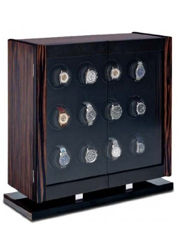 Orbita Watch Winders The Avanti 12 - Watch Winder For Twelve Watches By Orbita