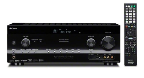 Sony STRDN1020 AV Receiver (New for 2012)