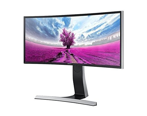"Samsung 29"" Ultra-wide Curved Screen LED-backlit Monitor"