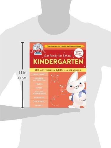Kindergarten (Get Ready for School)