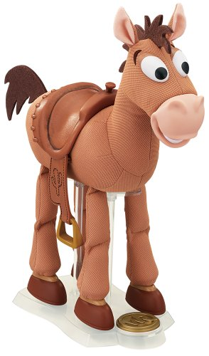 Toy Story 3 Woody's Horse Bullseye