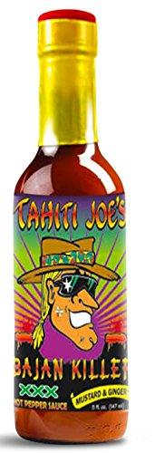 tahiti-joes-bajan-killer-xxx-hot-pepper-sauce-mustard-and-ginger-made-habanero-peppers-apple-cider-v