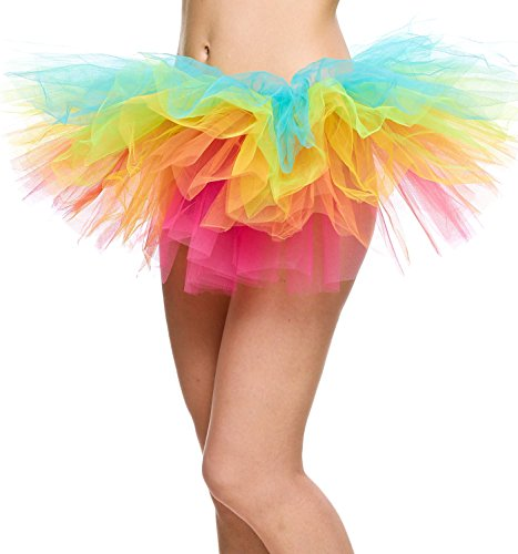 Avidlove Women Sexy Organza Tutu Multi-layers Party Dance
