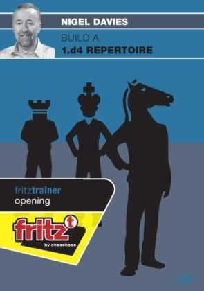 Fritz Trainer Chess Dvd: Build A 1.D4 Repertoire front-770661