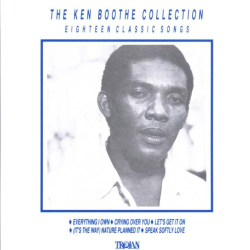 KEN BOOTHE - The Trojan Records Sampler 2002 - Zortam Music