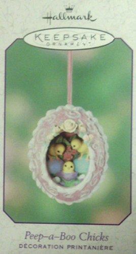 Hallmark Easter Keepsake (Peep-a-Boo Chicks)