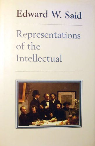 Representations of the Intellectual (Reith Lectures)