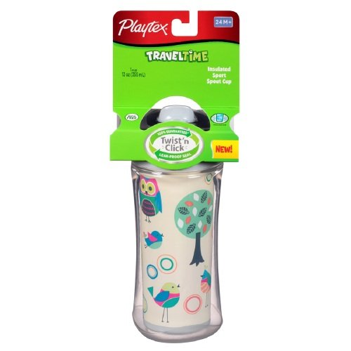 Playtex TravelTime Sport Spout Cup 1 ea(Pack of 2)