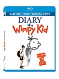 Diary of a Wimpy Kid (Blu-ray/DVD +