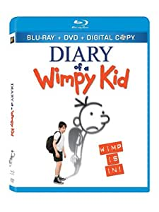 Diary of a Wimpy Kid (Blu-ray/DVD + Digital Copy)