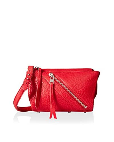 Linea Pelle Women's Jude Cross-Body, Rouge