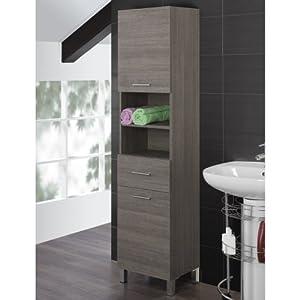 ... bagno arredo design moderno due ante 606036: Amazon.it: Casa e cucina
