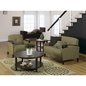 Amazon Furniture Living Room Bundle 96 Main Street Sofa Set Of 2 Color