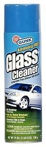 Gunk GC3 Ammonia Free Glass Cleaner Aerosol - 19 oz. from Gunk