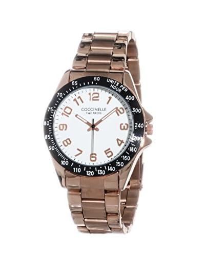 Coccinelle Reloj de cuarzo Oro 35 mm