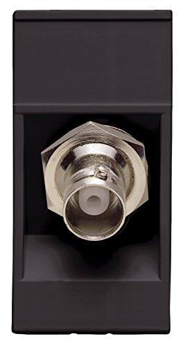 mk-k5801-blk-50-ohm-bnc-euro-dati-25-x-50-mm-jack-connettore-nero