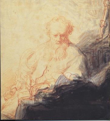 Rembrandt Son Louvre