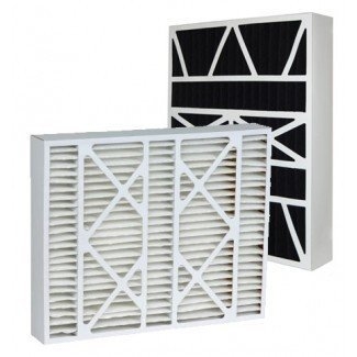 20x20x5 (19.75x19.88x4.38) MERV 11 Aftermarket Lennox Replacement Filter (2 Pack)