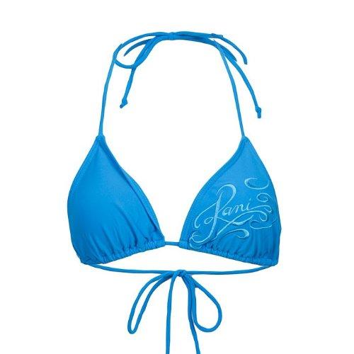 Kani Ladies Bikini Top Basic Hard Blue - HardBlue Größe XS