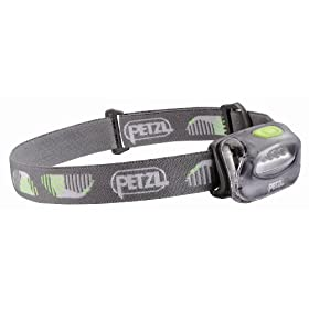 Petzl E93 PS Tikka 2 Headlamp, Storm Gray
