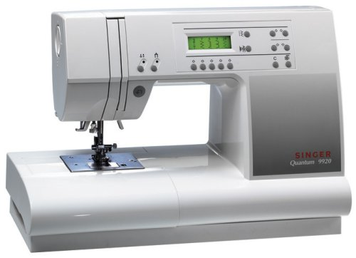 Singer Sewing Machine Quantum 9920