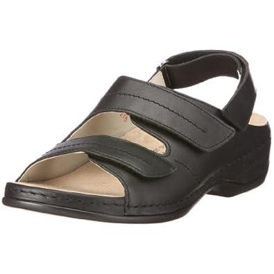 Sydney Isabella Isabella01105, Chaussures femme, Noir, 36 1/3Berkemann