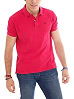 VICKERS Polo Lavar (Coral)