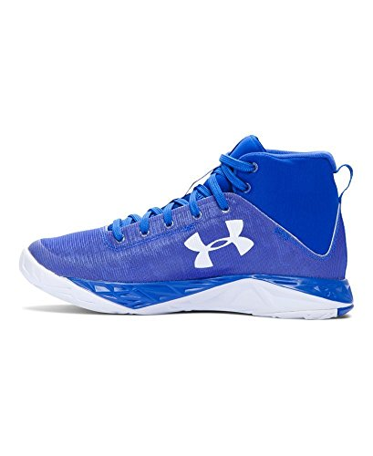 Under Armour Big Boys' Grade School UA Fireshot Basketball Shoes