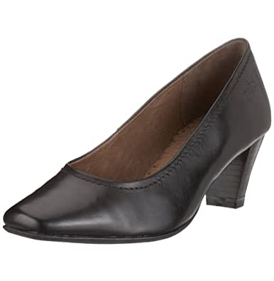 Caprice 9/9/22402/23/001, Damen Pumps, schwarz, (black 001), EU 36, (US 31/2)