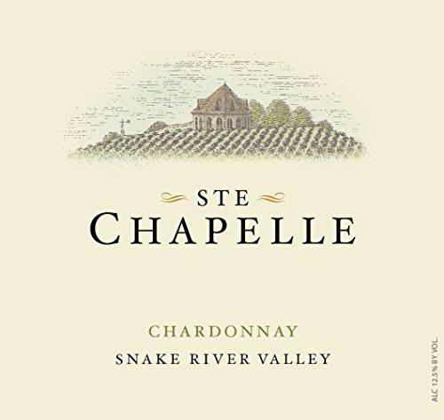 2012 Ste. Chapelle Snake River Valley Chardonnay 750 Ml