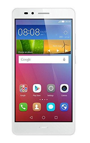 Huawei SIMフリースマートフォン GR5 16GB (Android 5.1/オクタコア/5.5inch/micro SIM) シルバー KII-L22-SILVER SIMSET [OCN モバイル ONE micro SIM付] KII-L22-SILVERSIMSET