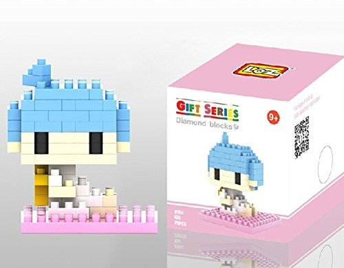 LOZ Diamond Mini Block Toys Cute Cartoon Toys Action Figure - KIKI