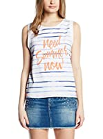 Pepe Jeans London Top Vista (Blanco)