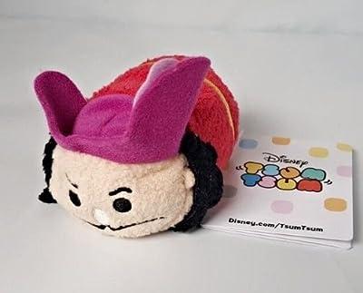 Peter Pan Captain Hook Tsum Tsum Mini Plush for Sale