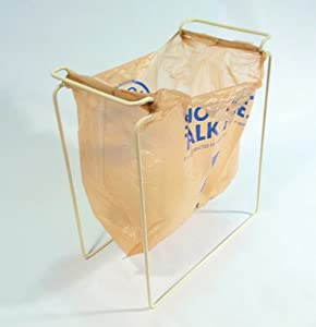 'BagNabbit' Bag Holder for Plastic Grocery Bags