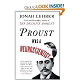 img - for by Jonah Lehrer Proust Was a Neuroscientist(text only)[Hardcover]2007 book / textbook / text book