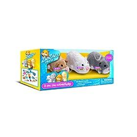 ZhuZhu Pets - 3 ZhuZhu Pets Hamsters - Hamsters May Vary