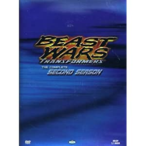 Beast Wars Transformers - The Complete Second Season