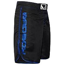 Bad Boy MMA Shorts - 3XL - Black/Red