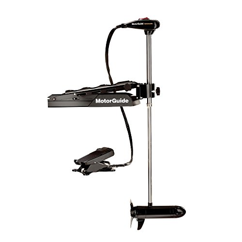 Motorguide - Motorguide Tour Edition Tr109 Fb Digital Freshwater Bow Mount Trolling Motor - Foot Control - 36V-105Lb-50""