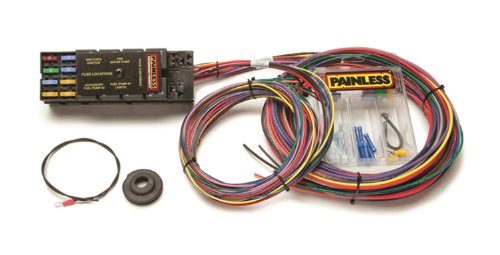 Painless Wiring 50001 Race Car Kt Comp Circuit (Race Car Harness compare prices)