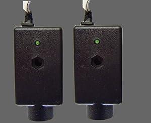 Liftmaster Garage Door Openers 41a4373a Safety Sensors