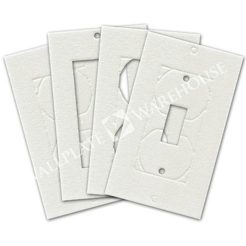 Foam Insulation Gaskets For Wallplates - Pack Of 5