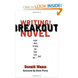 Writer's Resources: Cover of Donald Maass's Writing the Breakout Novel